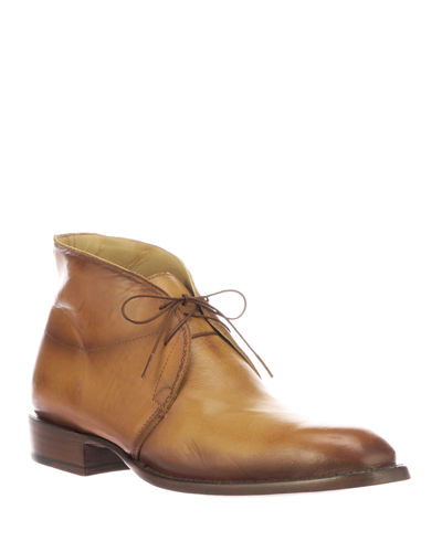 Men's Evan Leather Chukka Boots