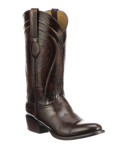 Men's Gavin Leather Cowboy Boots
