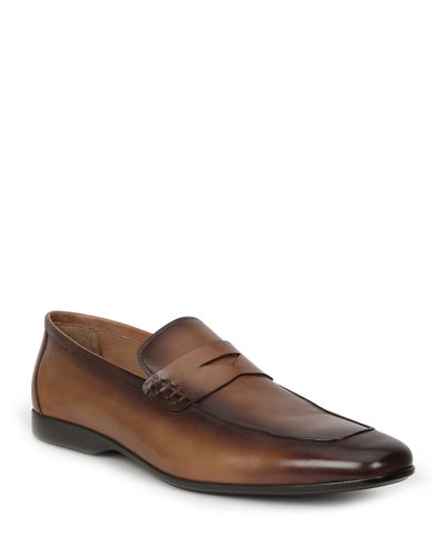 Men's Margot Leather Penny Loafers