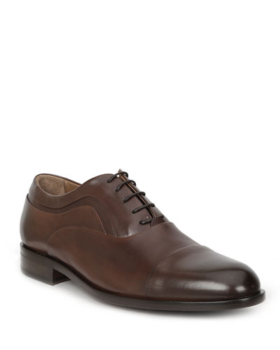 Men's Sassiolo Lace-Up Derby Oxfords