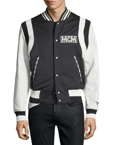 Logo Stadium Jacket