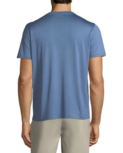 Men's Plaito Crewneck T-Shirt