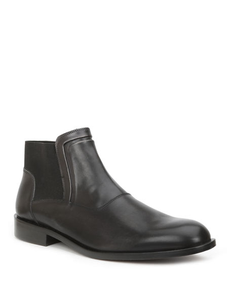 Bruno Magli Men's Sancho Leather Ankle Boots
