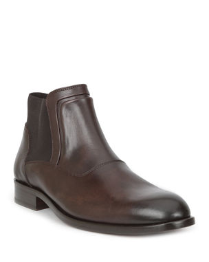 032735558aa2 Bruno Magli Men s Sancho Leather Ankle Boots
