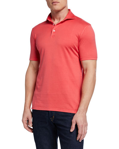 Men's Zero Jersey Polo Shirt