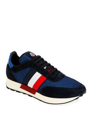 bf3f8a91c Moncler Men s Sneakers   Shoes at Neiman Marcus