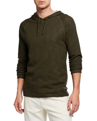 Men's Double Knit Hoodie