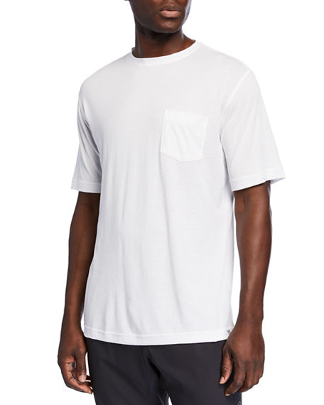 Peter Millar Men's Seaside Summer Soft Pocket T-Shirt