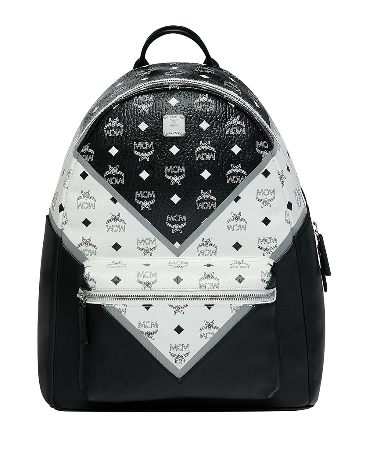 b43c53801b MCM Men s Stark Logo Visetos Backpack