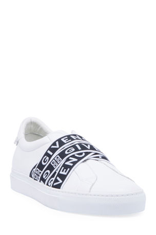Givenchy Men's Urban Street Multi-Elastic Slip-On Sneakers