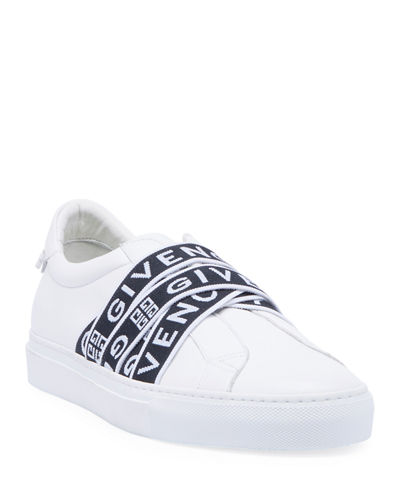Men's Urban Street Multi-Elastic Slip-On Sneakers