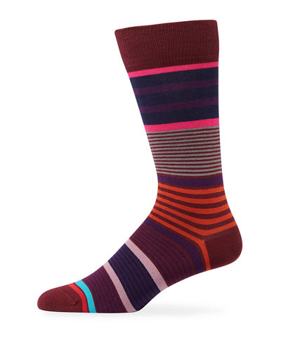 Men's Rak Stripe Socks