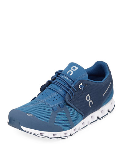 Men's Cloud Cushioned Knit Sneakers