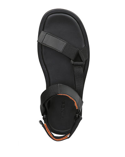 Vince Men's Destin Leather & Nylon Sandals