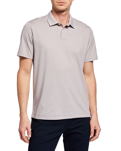 Men's Standard Pique Polo Shirt