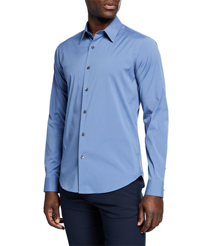 Men's Sylvain Cotton Sport Shirt