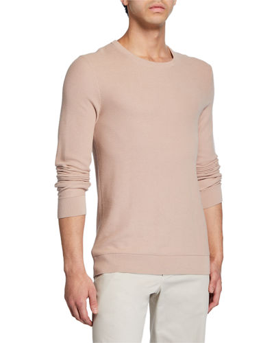Men's Breach Riland Pique Sweater