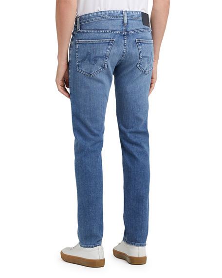 Image 2 of 2: AG Adriano Goldschmied Men's Graduate Denim Jeans