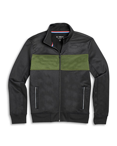 Men's Relay Zip-Front Track Jacket