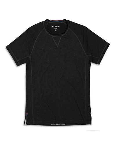 Fourlaps Men's Level Heathered T-Shirt