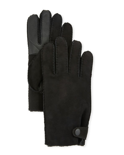 Men's Slim Sheepskin Gloves