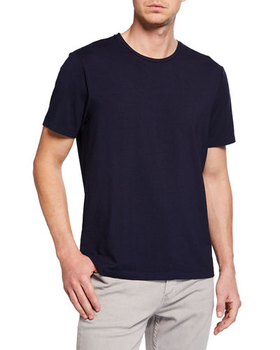 Men's Solid Short-Sleeve T-Shirt