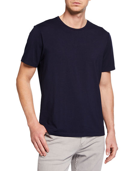 Paige T-shirts MEN'S SOLID SHORT-SLEEVE T-SHIRT