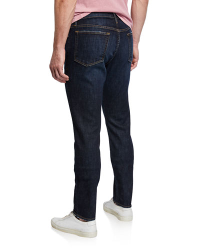 FRAME Men's L'Homme Slim-Fit Denim Jeans