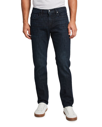 Men's L'Homme Slim-Fit Denim Jeans