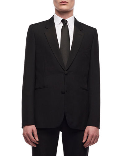 THE ROW Men's Michel Single-Breasted Cashmere Jacket