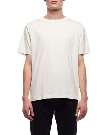 THE ROW Men's Ed Crewneck Jersey T-Shirt