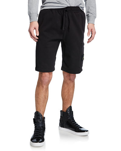Men's Cotton Sweat Shorts