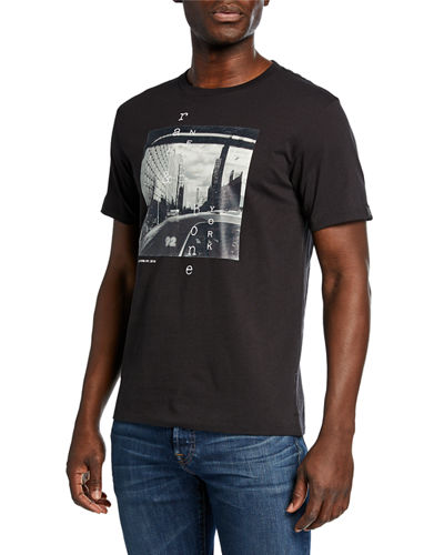 Men's Exclusive NYC Photo Graphic T-Shirt