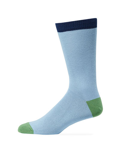 Paul Smith Men's Vertical Block Socks