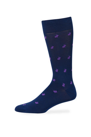 Paul Smith Men's Little Rabbit Socks