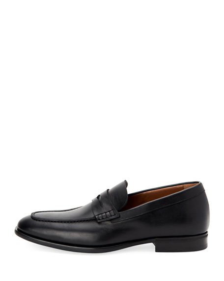 82156473842 Image 3 of 3  Men s Adamo Leather Dress Penny Loafers
