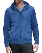 Canada Goose Men's WindBridge Wool & Nylon Hoodie