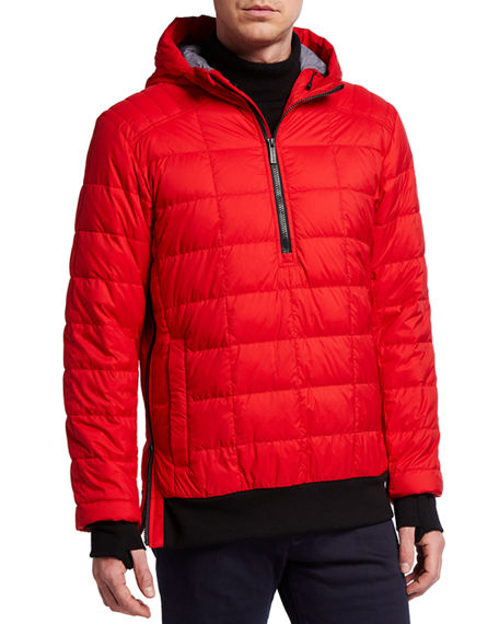 Canada Goose Men's Wilmington Quilted Pullover Jacket