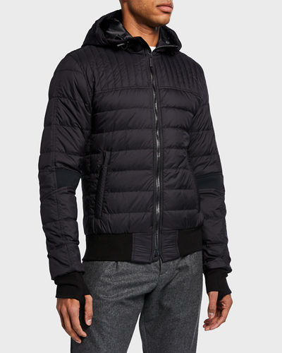 Canada Goose Men's Cabri Hooded Puffer Jacket