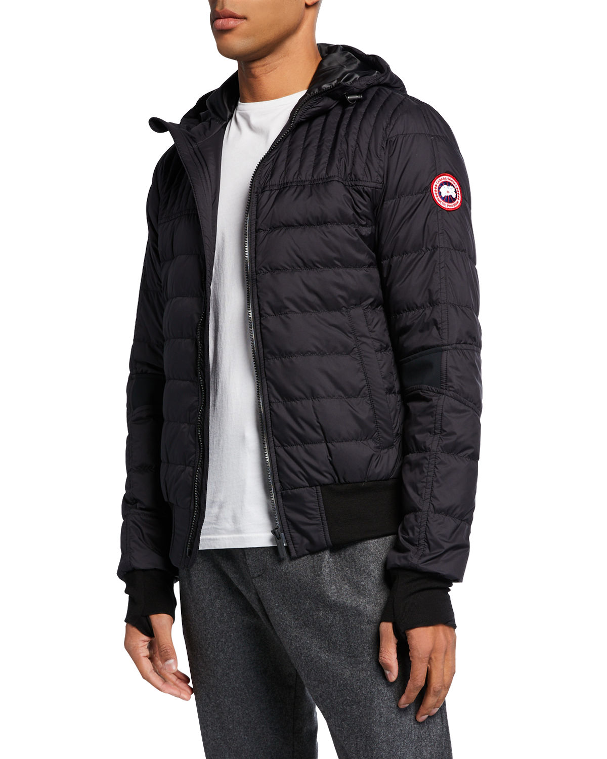 0307d4d6ec147 Canada Goose Men s Cabri Hooded Puffer Jacket