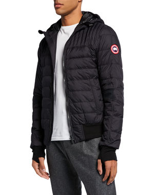 6b9936f64e4 Canada Goose Men s Cabri Hooded Puffer Jacket