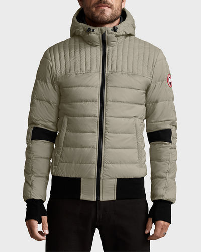 fc37175e787a Men s Cabri Hooded Puffer Jacket. Canada Goose