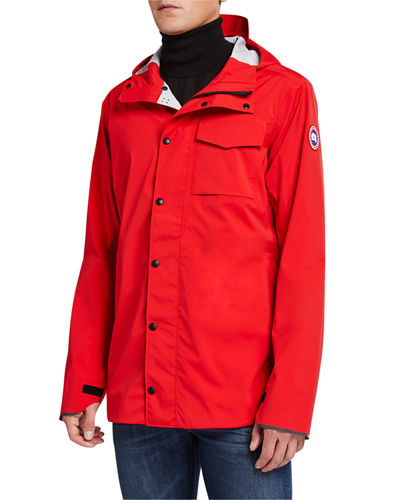 Canada Goose Men's Nanaimo Waterproof Jacket