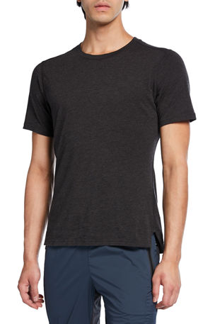 On Men's Soft-Touch Comfort T-Shirt