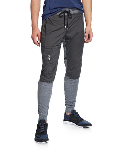Men's Active Tapered Running Pants