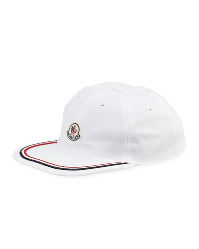 1d529f402cec4 Quick Look. Moncler · Men s Contrast-Border Baseball Cap