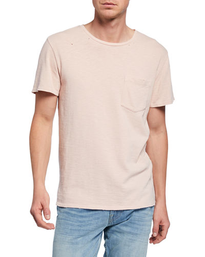 Crewneck Pocket T-Shirt