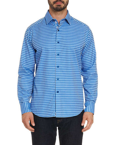 Men's Conlan Check Sport Shirt