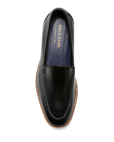 7052a19b927 Image 2 of 4  Men s Feathercraft Grand Venetian Suede Loafers
