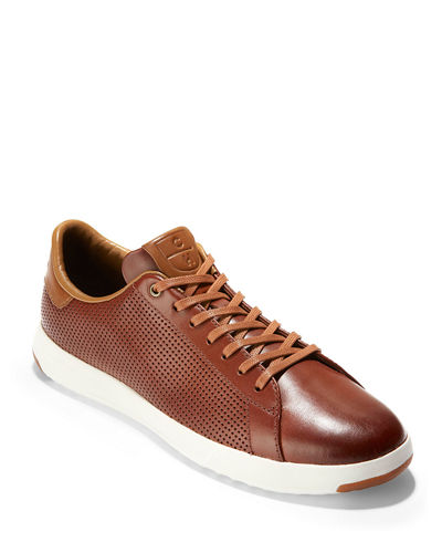 Men's GrandPro Leather Tennis Sneakers